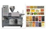 Nuevos prensa de petróleo del germen del maíz del diseño/petróleo de sésamo que hace la máquina