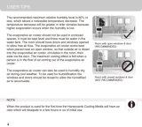 Refroidisseur d'air portatif famille évaporative d'intérieur/extérieure
