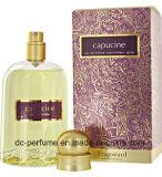 Perfumes de la mujer con la escritura de la etiqueta privada de 100ml Cosmestics