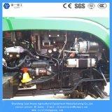 Rad-Laufwerk-mittlerer landwirtschaftlicher der John- Deereart-40HP 4/Bauernhof-Traktor mit Weichai Motor