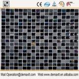 Petternsカスタム黒いカラーBacksplashの壁のためのガラスモザイク・タイル