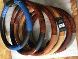 OEM Dekking Van uitstekende kwaliteit van het Stuurwiel van het Ontwerp de Rubber