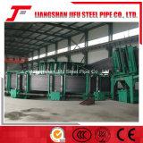 Línea soldada del molino de tubo hecha en China