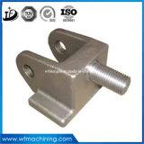 Conetor tripartido da tubulação da carcaça não padronizada com ferro de molde da carcaça do ferro