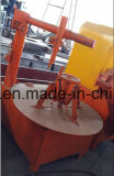 De rubber Lopende band van het Poeder/De RubberMaalmachine van de Band