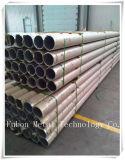 Tubo di alluminio quadrato personalizzato 6000 serie (10~300mm)