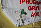 Drapeau de publicité durable extérieur fait sur commande d'indicateur de PVC d'étalage estampé par Digitals
