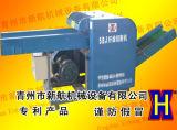 Máquina de estaca automática da máquina/pano de estaca da fibra/fibra que recicl a máquina