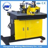 Машина многофункционального шинопровода CNC меди гидровлического обрабатывая