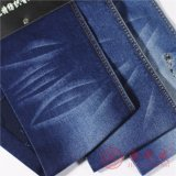 Tela da sarja de Nimes do Spandex do poliéster do algodão Ns5319 para calças de brim