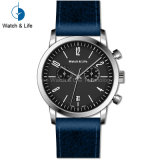 Новый швейцарский классицистический wristwatch бизнесмена