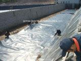 HDPE Geomembrane impermeable para el proyecto/arriba Quanlity de la sal