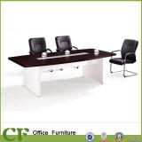 최신 판매 사무실 테이블 둥근 나무로 되는 탁자 디자인