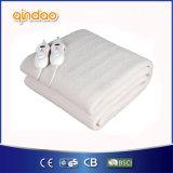 De enige Elektrisch deken van de Vacht van de Synthetische Wol met Gs- Certificaat