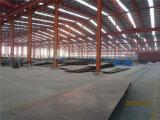 Taller prefabricado de la estructura de acero en el diseño de Morden de la alta calidad de África