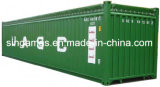 Os 40 pés brandnew ISO-Certificados abrem o contentor superior com configurações da Macio-Parte superior