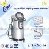 Equipo de múltiples funciones del retiro del pelo de E5a-Regina Shr IPL RF Elight