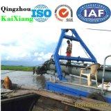 頑丈な工場供給のカッターの吸引の浚渫船
