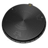 고품질 SMC 합성 맨홀 뚜껑 BS En124 중국 공급자