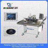 Máquina de costura da etiqueta automática do ziguezague da beira da máquina do colchão
