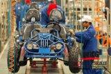 Planta de fabricación del vehículo del terreno de Jdsk