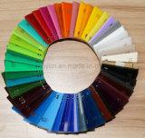 Transparentes farbiges Form-Acrylblatt in den verschiedenen Abmessungen