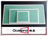 Painel de acesso de alumínio 400*400mm do teto AP7710