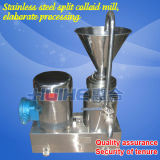 Steel inoxidável Colloid Mill para Food Milling