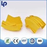 Rollenseiten-Glühen-oder Enden-Glühen-dekorativer Faser-optische Fiber-Optikkanal