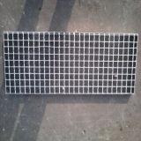 Acero Grating/galvanizado del metal que ralla para la construcción