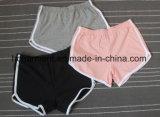Сплошного цвета секса износ пляжа быстро сухой, краткости доски для женщин/повелительницы