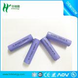 pack batterie de lithium de 3.7V 2400mAh 18650