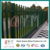 囲うAnpingの工場によって電流を通される鋼鉄W様式の塀を囲う柵か柵