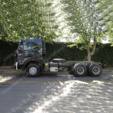 Sinotruk HOWO A7 6X4のトラクターのトラック、トレーラートラックのトラック