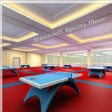 2017 Hot Sale PVC Sports Floor pour tennis de table