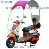 反紫外線オートバイEの電気自転車のバイクの移動性のスクーター雨日よけの傘