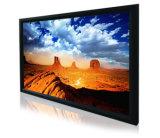 Экран репроектора фикчированной рамки высокого качества плоский, экран фикчированной рамки