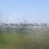 Сделанное по образцу стекло клея Qingdao Jinjing свернутое обломоком неясное