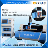 Nuova macchina per il taglio di metalli del laser 500W della fibra di arrivo Akf1325 di Acctek