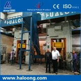 Chaîne de production complètement automatique de 315 briques réfractaires de tonne de l'usine