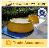 Zylinderförmiger Typ Wasser-Becken-Blase des Nahrungsmittelgrad-TPU