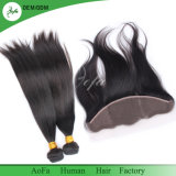 100% Natural Mono Top Wig Silk Base Closure Lace Frontal