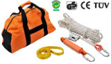 Conjunto de cabos de segurança PPE para trabalhadores da torre Roofer com Ce