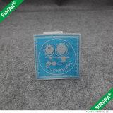 Geweven Etiketten voor de Kleding van de Baby van China