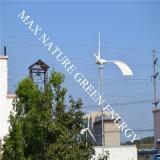 Turbina de viento giratoria del diseño de la cola pequeña (mantenimiento libre)