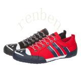 2015 beiläufige Segeltuch-Schuhe der neuen ankommenden Männer