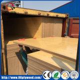 Panneau en bois à haute brillance de forces de défense principale de mélamine des graines HPL