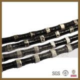 Granite와 Marble를 위한 다이아몬드 Wire Saw