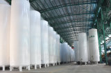 60m3 Low Pressure Industrial Cryogenic Liquid Oxygen Tank