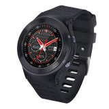 S99 3G WiFi Android 5.1 Mtk6580 Real Smart Watch com GPS Camera Bluetooth Freqüência Cardíaca para Ios Android